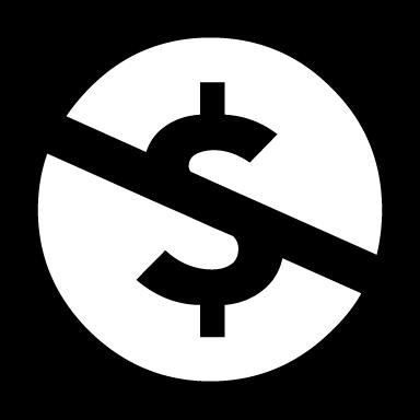 CC Non-Commercial Symbol